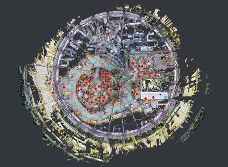 Capture de réalité et numérisation 3D tout en un pour les Architectes et constructeurs...