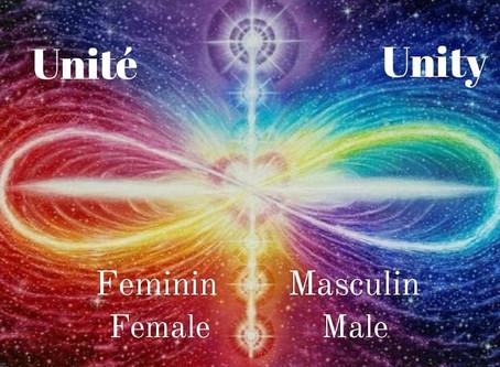 Between Sacred Masculin and Feminin