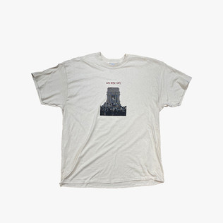 """End Racism!"" Screen-printed Shirt"
