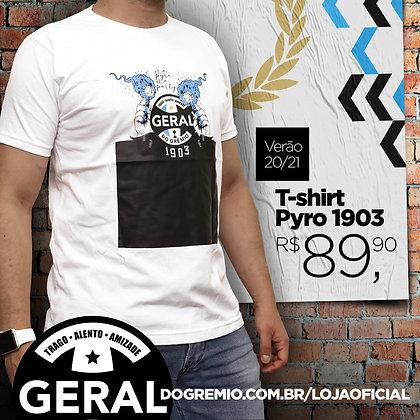 T-Shirt Pyro 1903