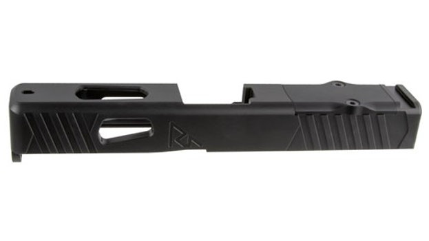 RIVAL ARMS GLOCK STRIPPED SLIDE W/RMR CUT G19 GEN 3 BLK