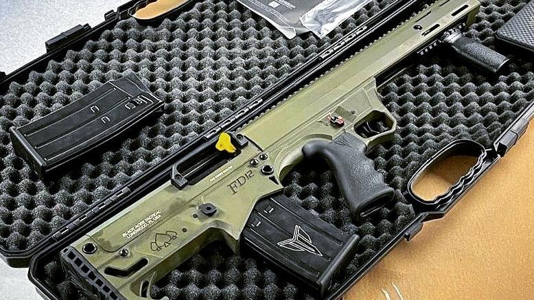 Black Aces Tactical FD12 order