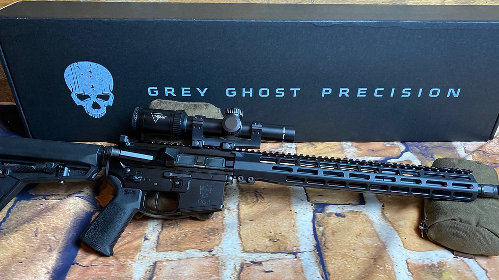 Grey Ghost Precision G-Light MkII