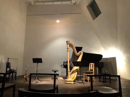 江川良子saxophone×堀米綾harp DUO concert