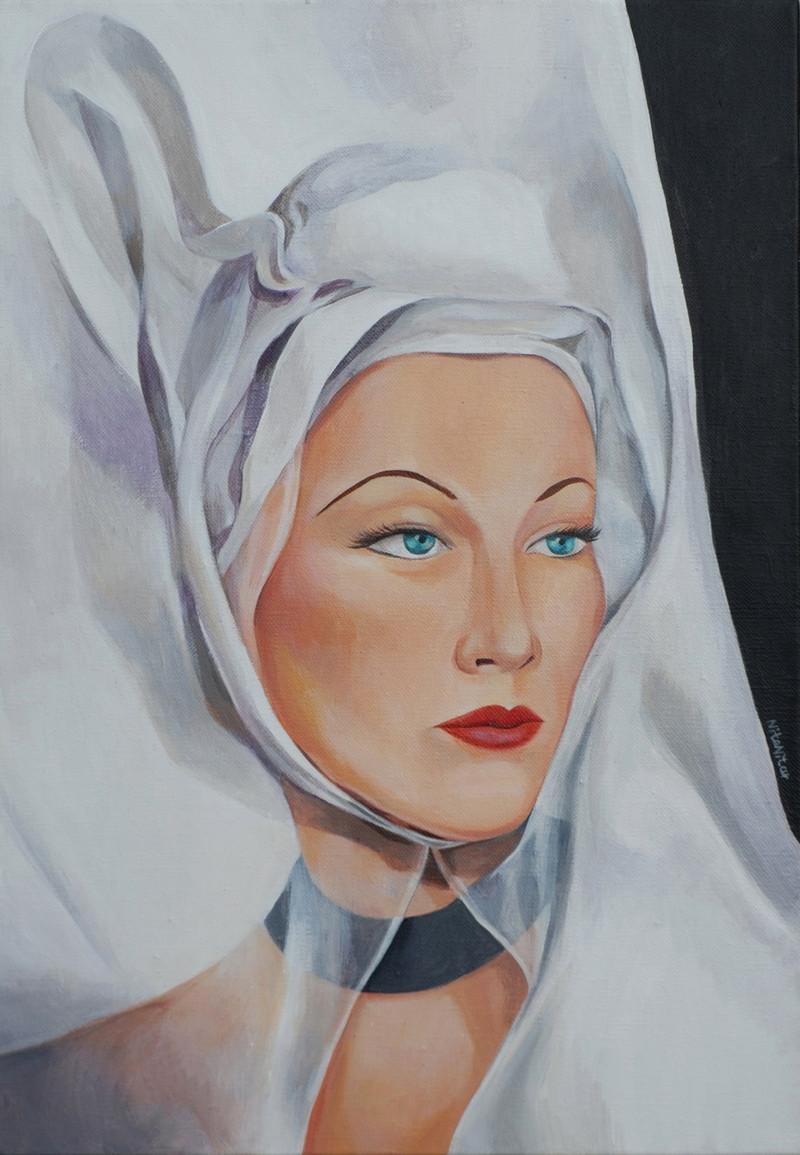 2021 / Portrait Queen Anne