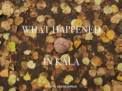 What Happened In Kala