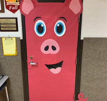 There's a Pig in My Classroom: Photo Archive