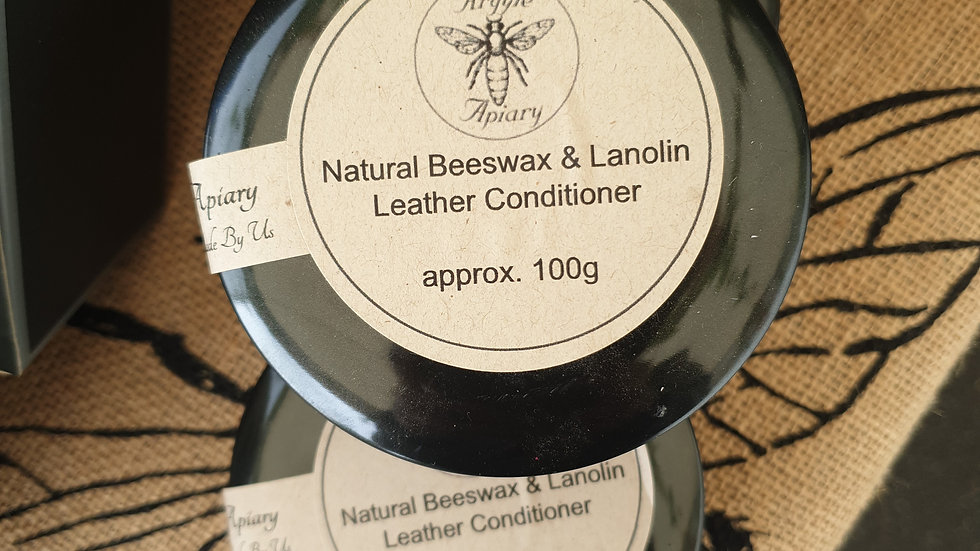 Leather Conditioner 100g