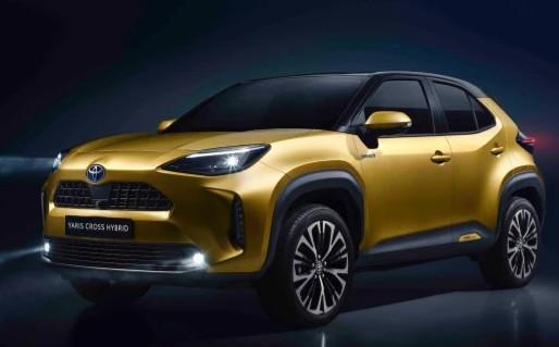 Toyota's Cross Yaris  - Top 5 exterior highlights