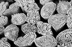 Wooden stamps (c) Emily Abrams - Flickr