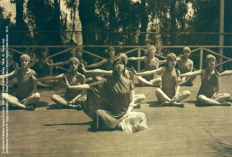Yoga © The NYPL Digital Coll.
