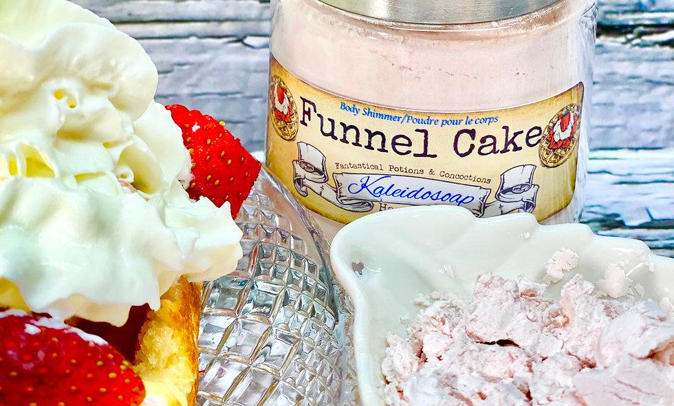 Funnel Cake Body Shimmer