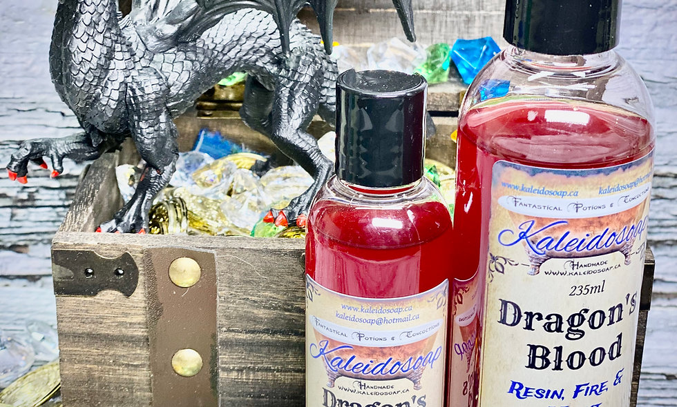 Dragon's Blood Shower Gel