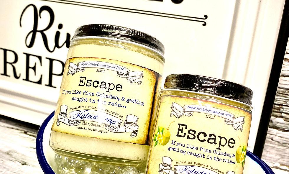 Escape Sugar Scrub