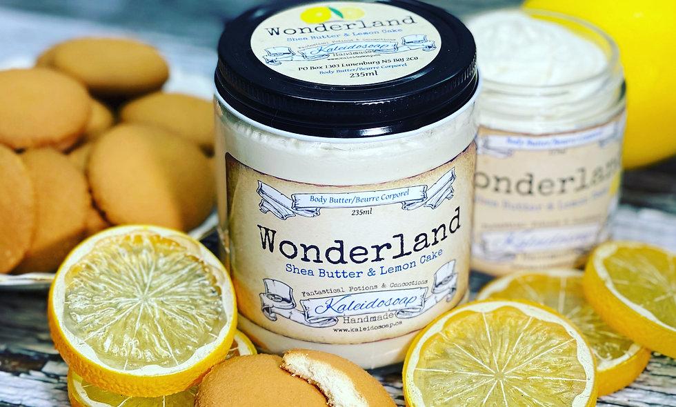 Wonderland Body Butter