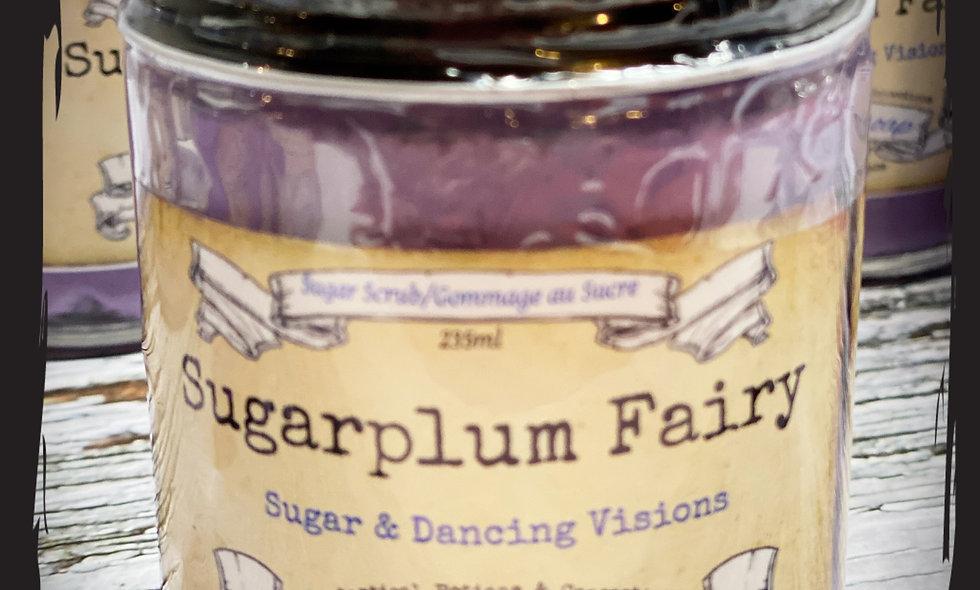 Sugarplum Fairy Sugar Scrub