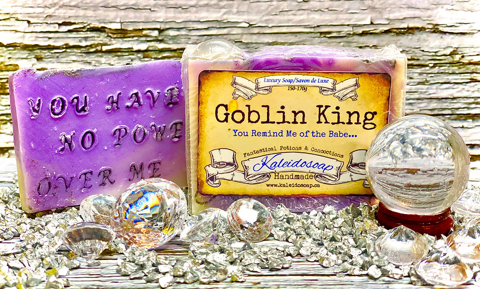 Goblin King Soap