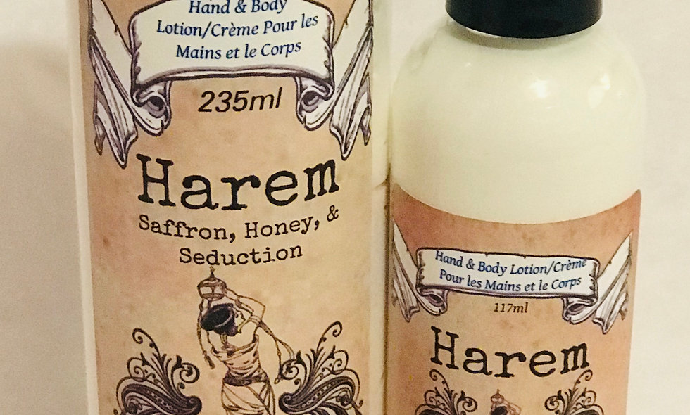 Harem Body Lotion