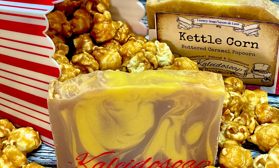 Kettle Corn Soap