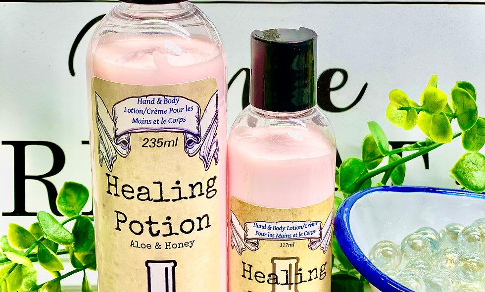 Healing Potion Body Lotion