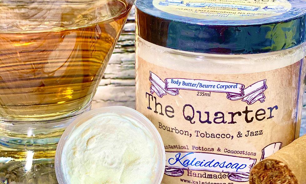 The Quarter Body Butter