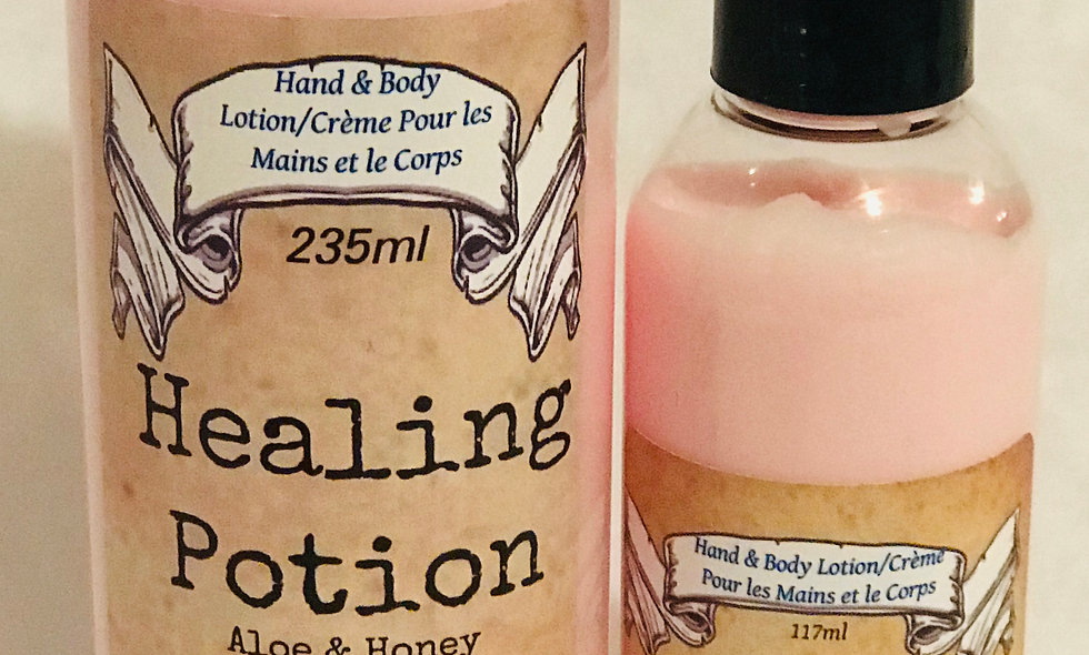 Healing Potion Body Lotion
