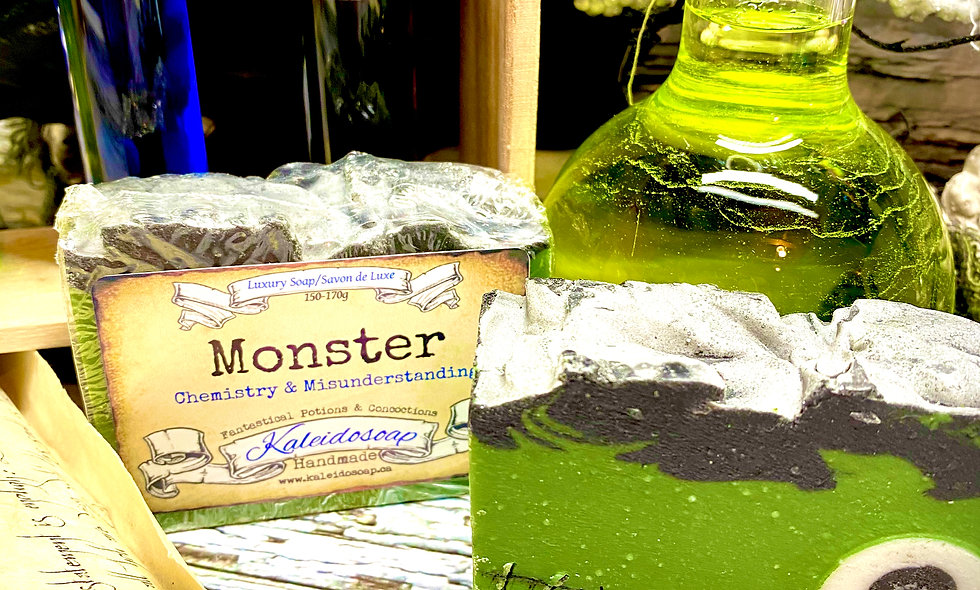 Monster Soap