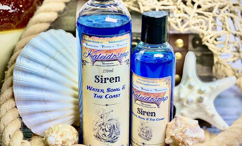 Siren Shower Gel