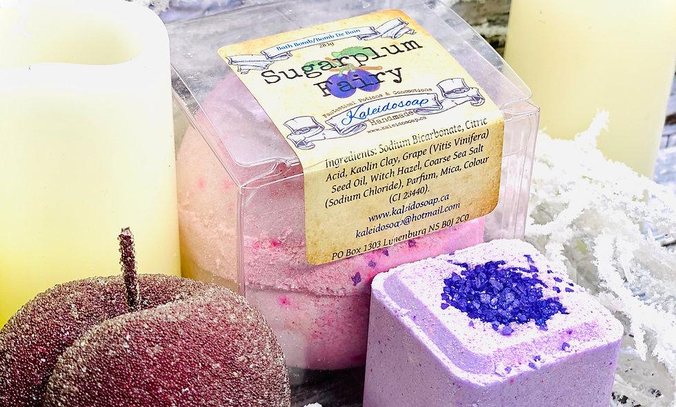 Sugarplum Fairy Bath Bomb