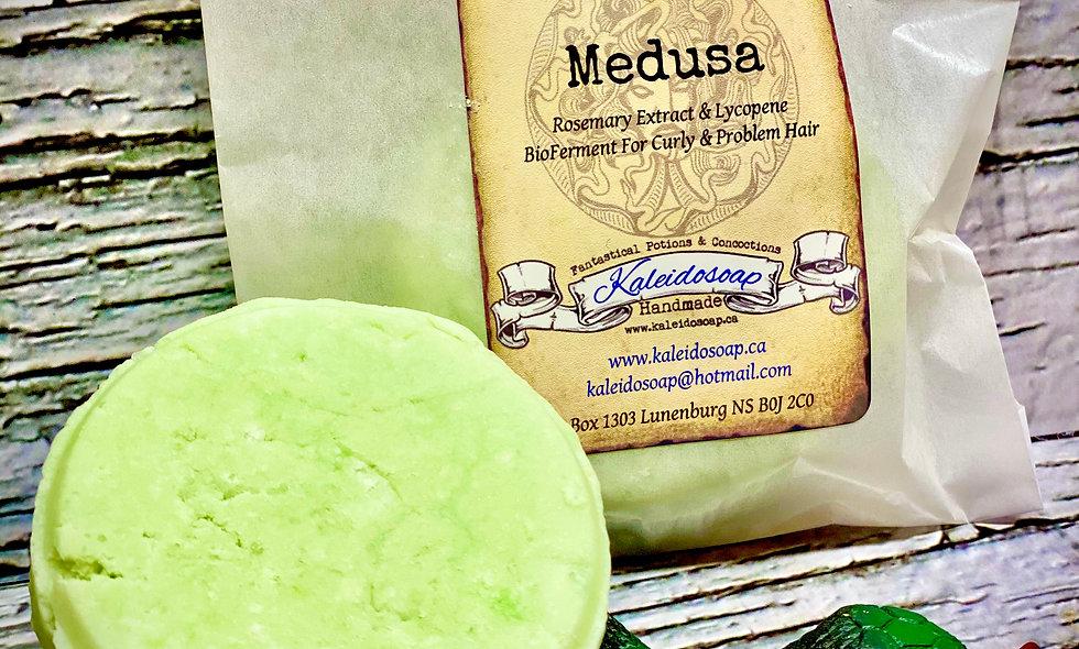 Medusa Shampoo Bar