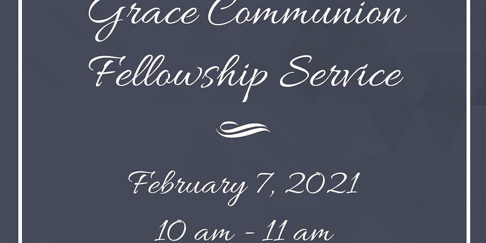 Zoom Worship Service (Meeting ID: 393 480 6678)