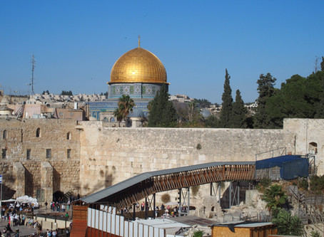 イスラエルによるパレスチナ併合計画(資料)