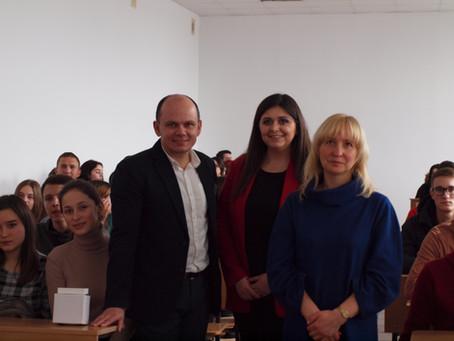 Відкрита лекція щодо застосування Європейської соціальної хартії в Україні