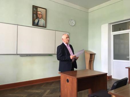 Звітно-виборна конференція Волинської обласної ГО «Союз юристів України»