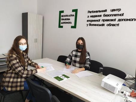 Студенти юридичного - перші волонтери  БПД