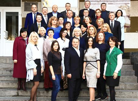 Збори трудового колективу юридичного факультету