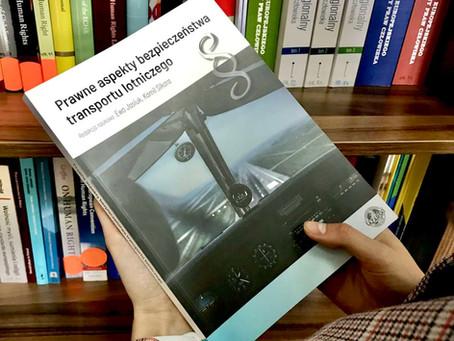 """Презентація монографії """"Правові аспекти безпеки на повітряному транспорті"""""""