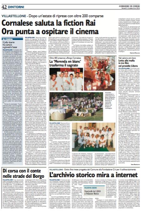 Corriere di Chieri