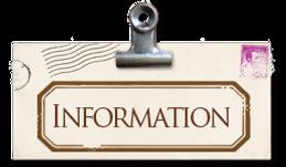 INFORMATION(新着情報)