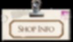 SHOP INFO(店舗情報・交通アクセス)