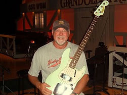 """Tommy Hensley sound man bass player, played bass for Elvis, worked with Tanya Tucker, Larry Gatline and Kenny Chesney, played on the soundtrack of  """"Next of Kin"""" starring Patrick Swayze"""