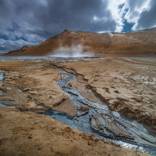 Vulkanismus und Wüste