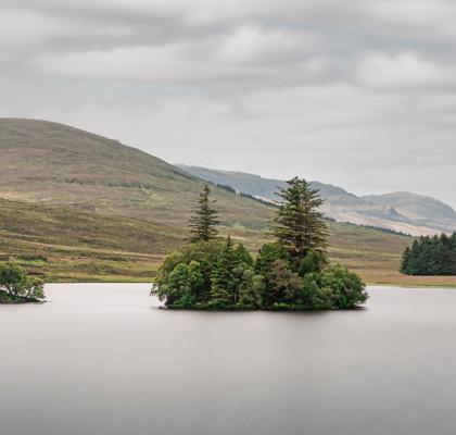 Quiet lake