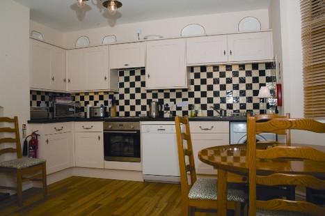 Ground Floor - Kitchen & Dining
