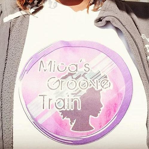 Mica's Groove Train Tee