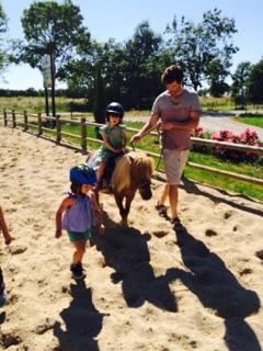 Cours Bébé poney