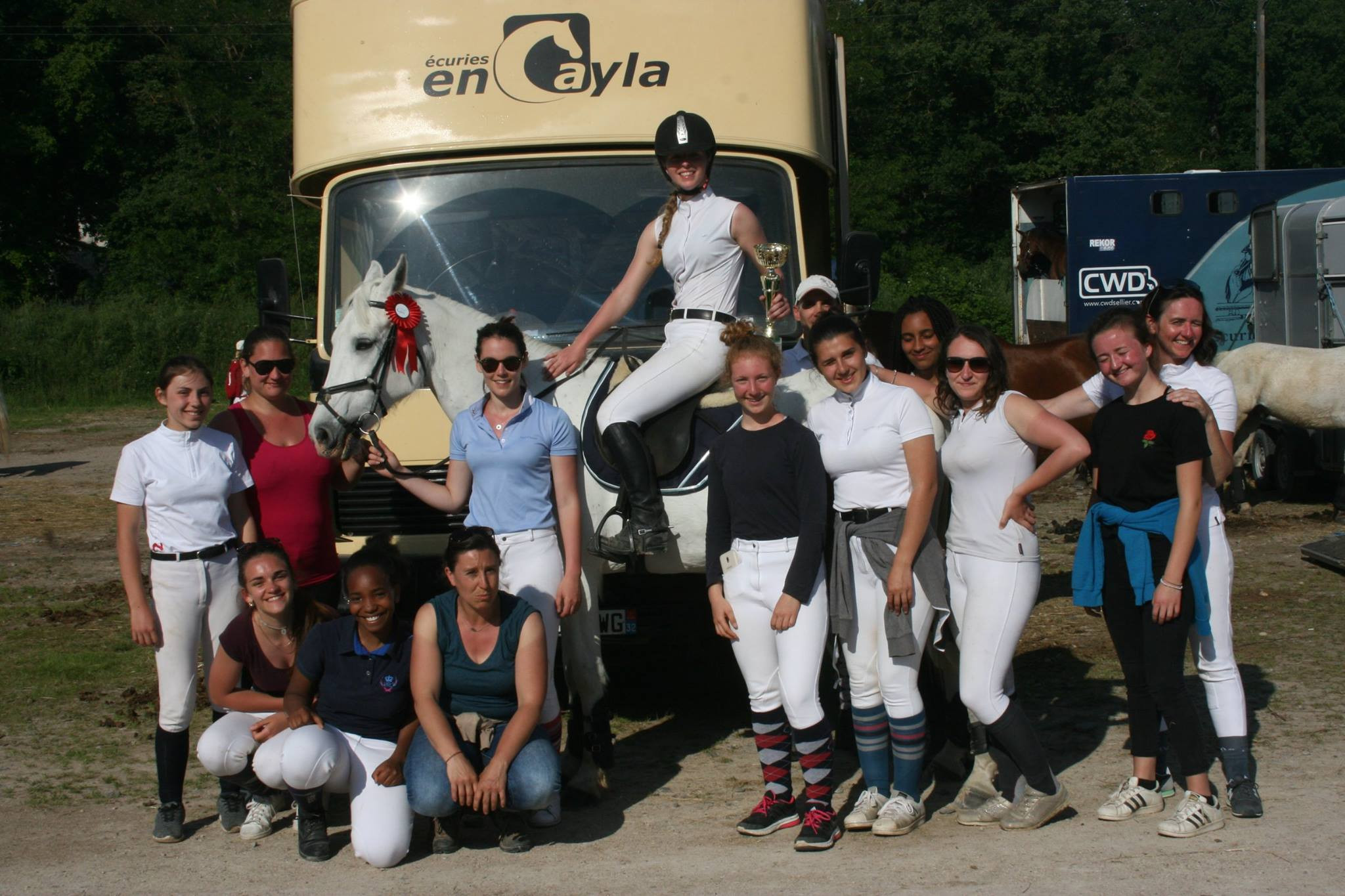 Cours Galop 5 - 6