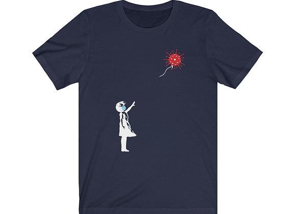 """""""Girl with Coronavirus"""" Shirt"""