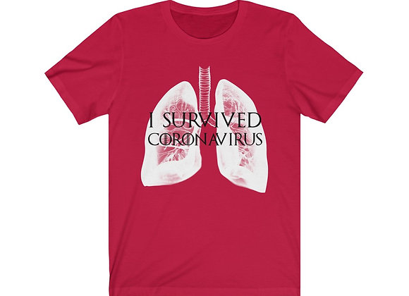 Lungs of Steel Shirt