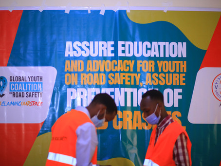 Teachers from different schools trained on Road Safety